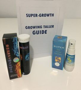 Super-Growth Height Enhancer